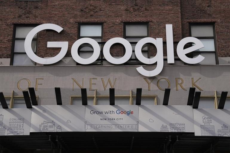 صورة قاض ينظر في قضية احتكار غوغل يبيع أسهمه فيها