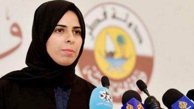 صورة قطر: توفير لقاح كورونا للفلسطينيين من مسؤوليات الاحتلال