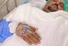 صورة مصير الفنان الكويتي مشاري البلام بين الحياة والموت.
