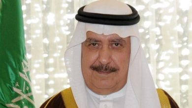 صورة وفاة الأمير فهد بن محمد بن عبدالعزيز ال سعود
