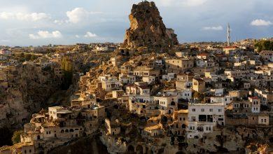صورة أبرز الاماكن السياحية في طرابزون قلعة اورتاهيراز