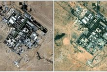 """صورة إسرائيل.. مشروع """"سري"""" كبير في منشأة نووية"""