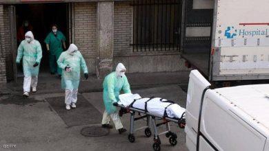 """صورة وفيات كورونا بأميركا تلامس """"الرقم المفزع"""""""