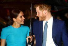 صورة الأمير هاري وميغان يعلنان خبرا سعيدا