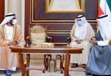 صورة الكويت تؤكد للإمارات أهمية التنسيق بين دول الخليج