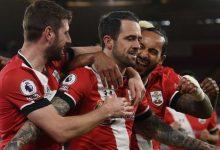 صورة ساوثامبتون يفوز على أرسنال حامل اللقب في كأس الاتحاد الإنجليزي