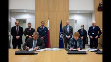 """صورة """"قطر"""" تفتح مكاتب ممثليتها العسكرية ببروكسل"""