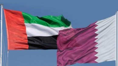 صورة لقاء قطري إماراتي في الكويت لأول مرة منذ المصالحة