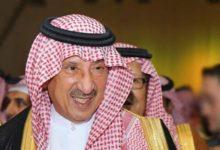 صورة وفاة الأمير تركي بن ناصر