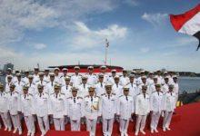 صورة البحرية المصرية والإسبانية ينفذان تدريباً مشتركاً