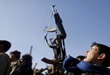صورة الإرياني: الحوثيون قادوا أكبر عملية لتجنيد الأطفال بتاريخ البشرية