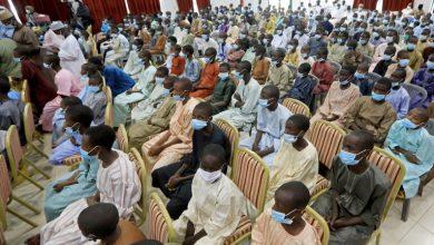 صورة اختطاف جماعي في نيجيريا.. من الضحية؟