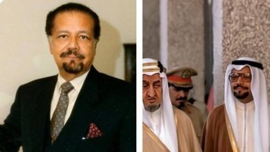 صورة وفاة وزير البترول السعودي السابق
