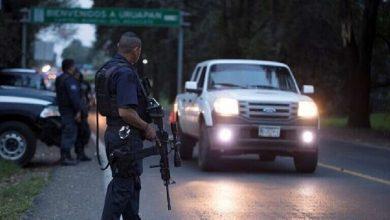 صورة مقتل 11 شخصا في هجوم مسلح بالمكسيك