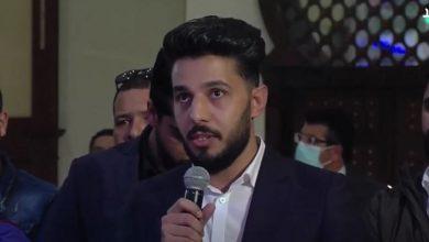 """صورة بعد الإختفاء القسري إطلاق سراح مراسل قناة """"الغد"""" الليبية…"""