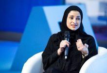 صورة وزيرة إماراتية ضمن الشخصيات الأكثر تأثيرًا بالعالم
