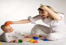 صورة طرق تدريب الرضيع على الجلوس