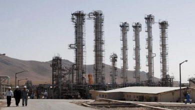 صورة إيران تستأنف إنتاج اليورانيوم المخصب