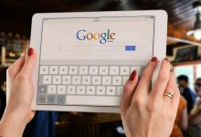 صورة عيب خطير في غوغل