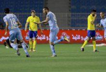 صورة الباطن يفوز على الرائد في الدوري السعودي