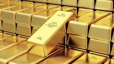 صورة ارتفاع أسعار الذهب بعد هبوطها نتيجة الدولار
