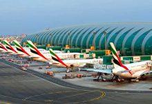 صورة مطار دبي يحقق مؤشرات انتعاش قوية