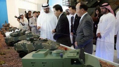 صورة بالفيديو.. انطلاق مؤتمر الدفاع الدولي بمشاركة واسعة بالإمارات