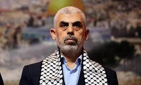 صورة انتخاب يحيى السنوار رئيسًا لحماس في قطاع غزة للمرة الثانية