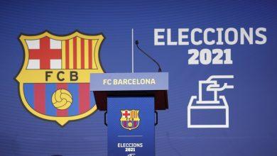 صورة تعرف على رئيس برشلونة الجديد 2021