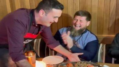 صورة شاهد بالفيديو: كيف خدع الشيف بوراك الرئيس الشيشاني ؟