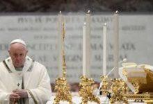 صورة البابا: استهداف العراق مخلد للتاريخ