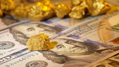 صورة صعود سعر الذهب ليسجل نسبة 0.4 %