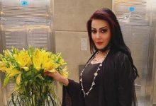 صورة شاهد سمية الخشاب بفستان جديد في السعودية
