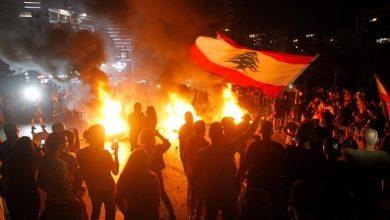 """صورة لبنان.. الشوارع """"مشتعلة"""""""