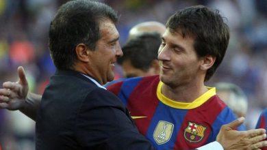 صورة هل يستطيع الرئيس الجديد لبرشلونة إقناع ميسي بتجديد عقده.؟