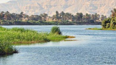 صورة نهر النيل يبتلع 7 أشخاص