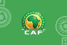 """صورة رئيس جديد للاتحاد الإفريقي لكرة القدم.. """"المتفق عليه"""""""
