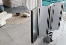 صورة قريبا.. تلفاز عملاق قابل للطي