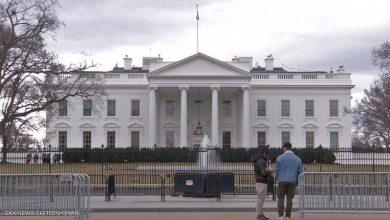 """صورة تأهب أمني بواشنطن قبل """"اليوم المزعوم"""".. وخوف من """"كيو أنون"""""""