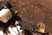 """صورة بالفيديو: لأول مرة.. مركبة الفضاء """"برسفيرانس"""" تتجول على المريخ"""