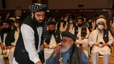 صورة طالبان: المفاوضات هي الطريقة الأنسب لاتفاق الدوحة