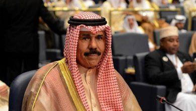 صورة أمير الكويت يصدر مرسوما بتشكیل الحكومة الجدیدة
