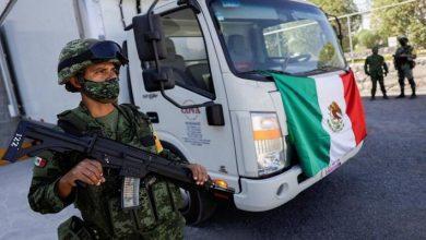 صورة هرب طاقم طائرة في المكسيك.. تعرف على السبب