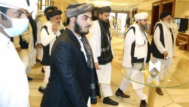 صورة الدوحة: طالبان تلتقي مبعوث واشنطن في أفغانستان