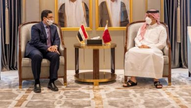 صورة اليمن يعلن رسمياً عودة العلاقات الدبلوماسية مع قطر