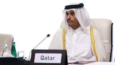 صورة قطر: نسعى لتطبيع العلاقات مع مصر