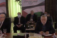 صورة الفصائل الفلسطينية ستتوجه إلى القاهرة في 16 مارس لمناقشة ملف الإنتخابات