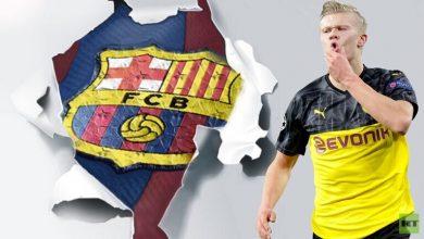 """صورة نظير """"الفتى الذهبي"""" برشلونة ينوي بيع 8 لاعبين"""