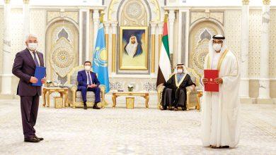 صورة الإمارات ترحب بتوسيع آفاق التعاون المشترك مع كازاخستان