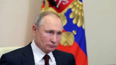 صورة تطعيم بوتين ضد كورونا لن يكون أمام الإعلام